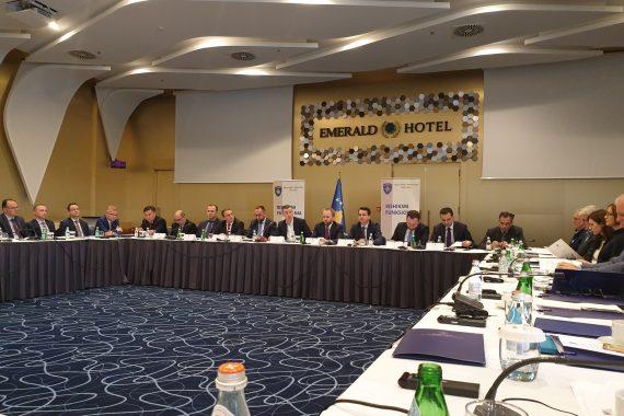 8. Konferenca me Ministrinë e Drejtësisë